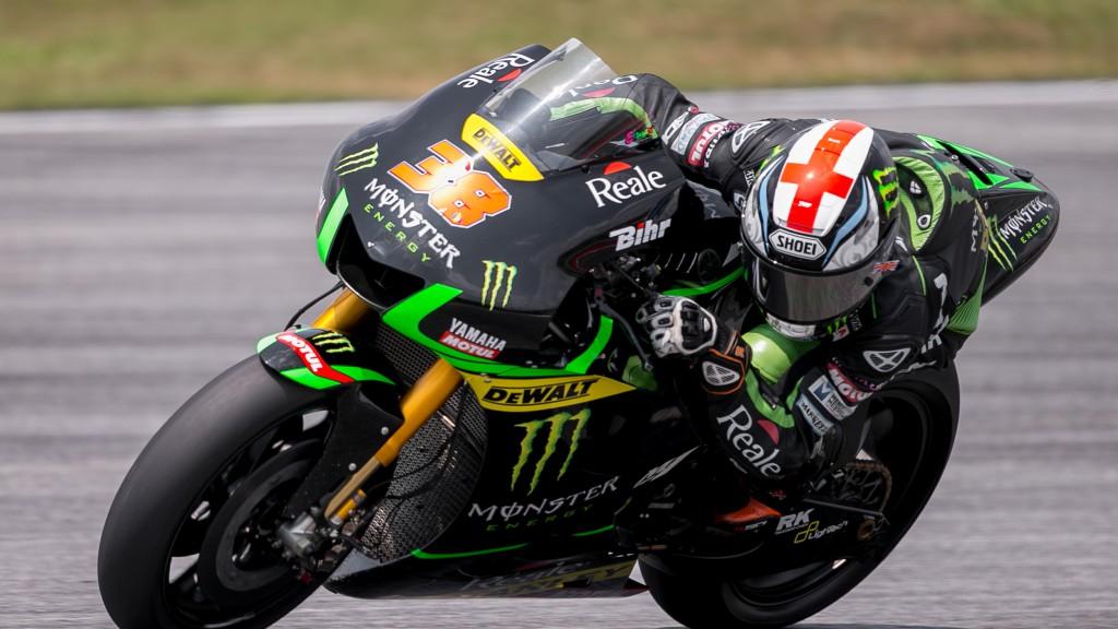 Bradley Smith, Monster Yamaha Tech 3, MotoGP Sepang Test II
