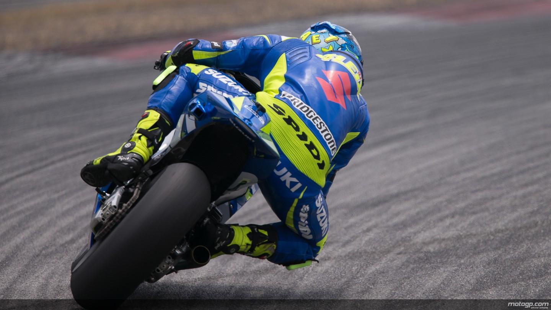 motogp.com · Aleix Espargaro, Team Suzuki MotoGP, MotoGP Sepang Test II