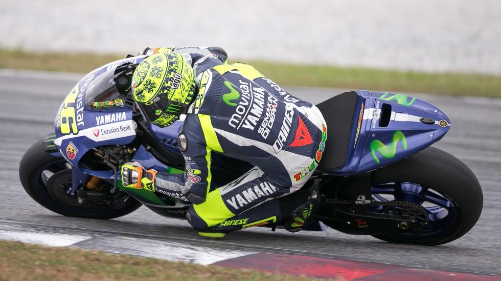 Valentino Rossi, Movistar Yamaha MotoGP, MotoGP Sepang Test II