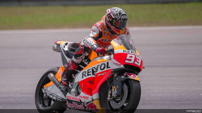 MotoGP test Sepang 2015