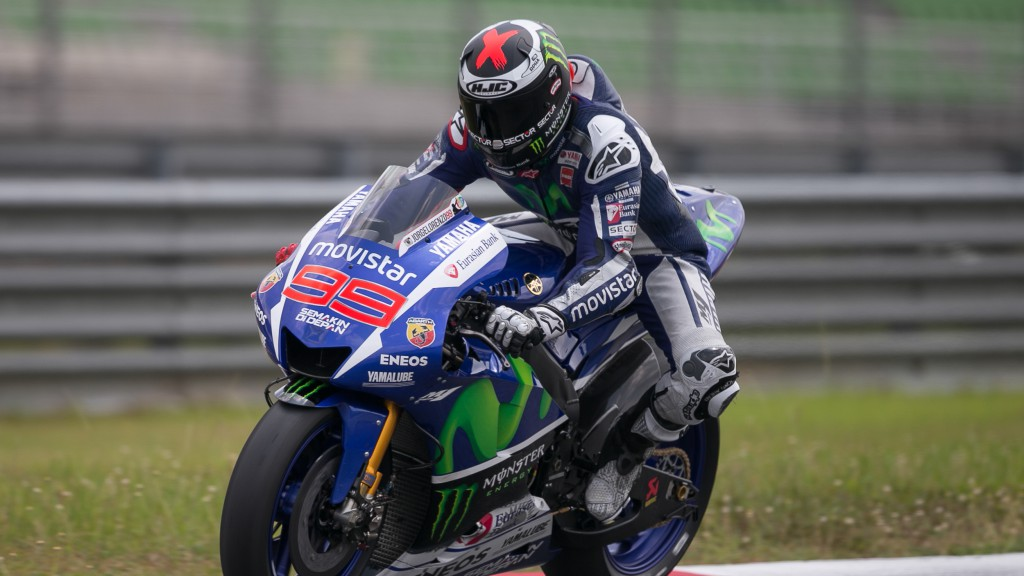 Jorge Lorenzo, Movistar Yamaha MotoGP, MotoGP Sepang Test II