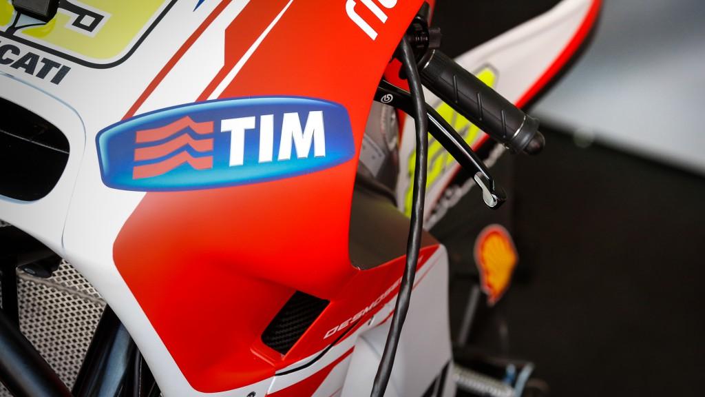 Ducati Desmosedici GP15 Detail