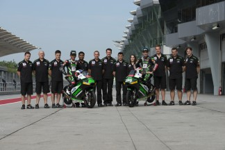 DRIVE M7 SIC Racing Team Moto3™ Launch