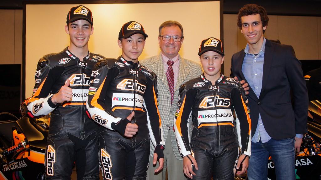 Procercasa-42 Motorsport presentation
