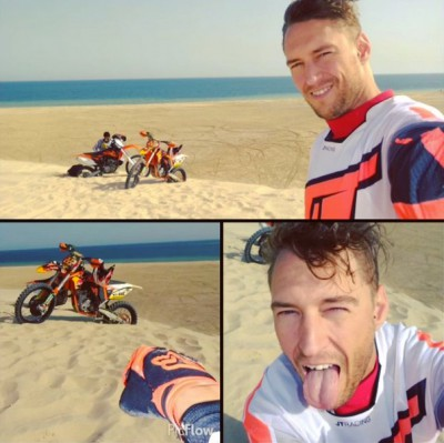 Brap Brap Brap... free riding in the sand dunes. #sanddunes