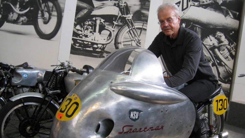 Dieter Braun, ADAC Classic NSU Rennmax