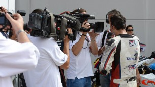 The FIM CEV Repsol expands its international television coverage
