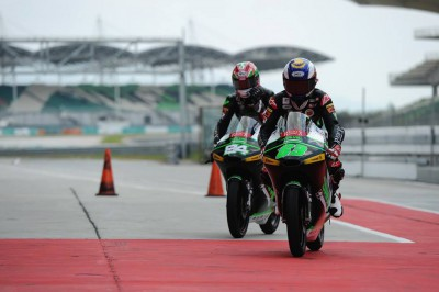 DRIVE M7 SIC Racing Team happy with test at Sepang