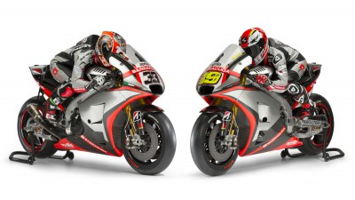 Gallery: Aprilia uncover 2015 machines