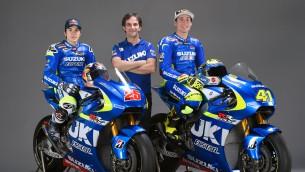 Suzuki MotoGP™ team to be known as Suzuki Ecstar