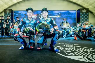 Quartararo y Navarro presentan su candidatura en Moto3™