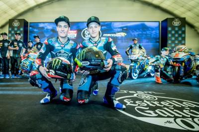 Estrella Galicia 0,0 présente son team de rookies en Moto3™