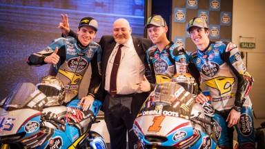 Un team Moto2™ de Champions pour Estrella Galicia 0,0 Marc V