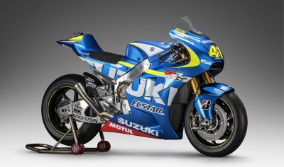 Team Suzuki reveal GSX-RR tech specs