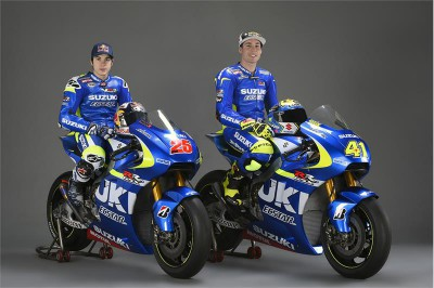 Meet the riders - Team Suzuki Ecstar