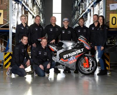 MotoGP made im Allgäu - Dynavolt Intact GP Teampräsentation