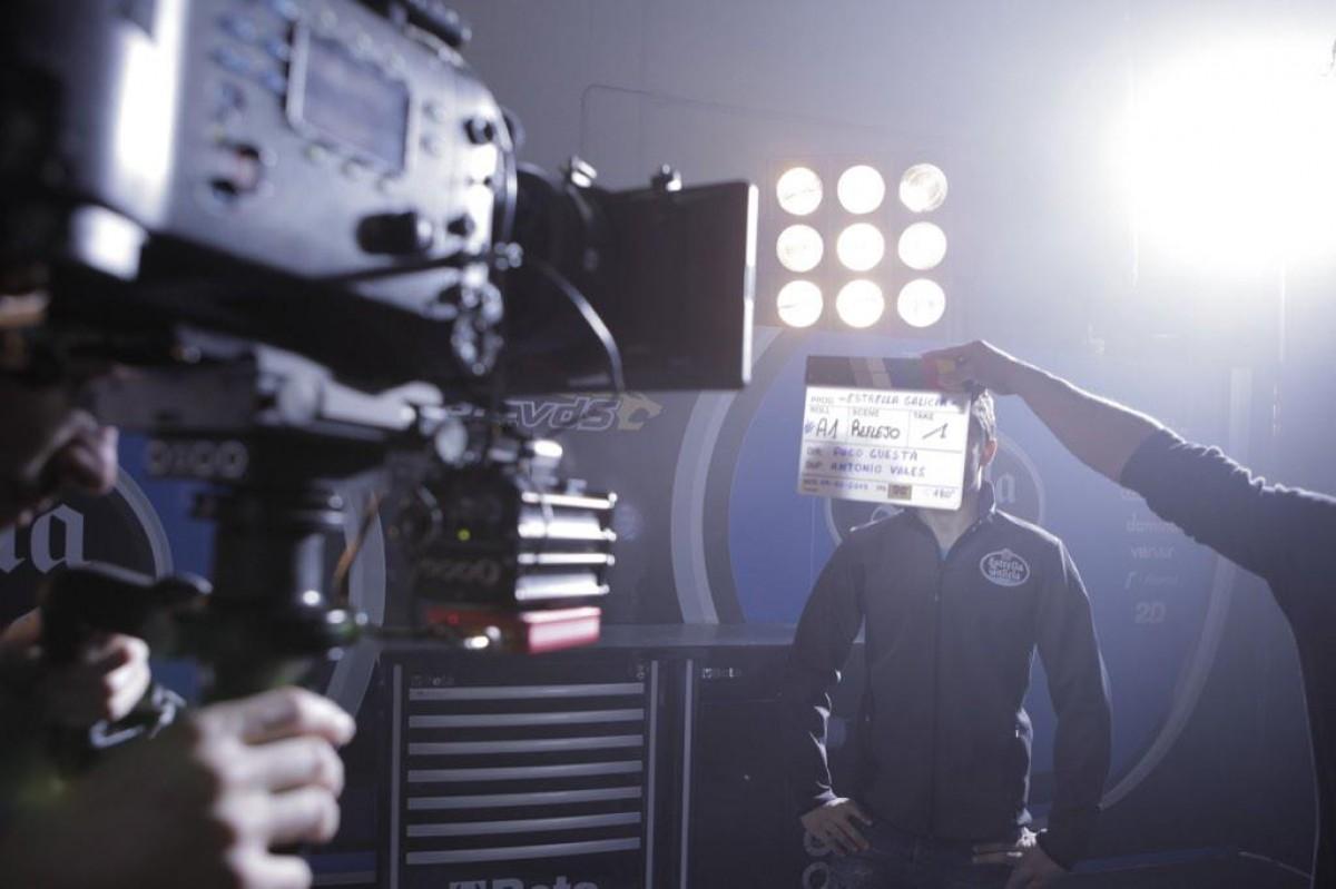 Luces, cámara, acción! / Lights, Camera, Action!