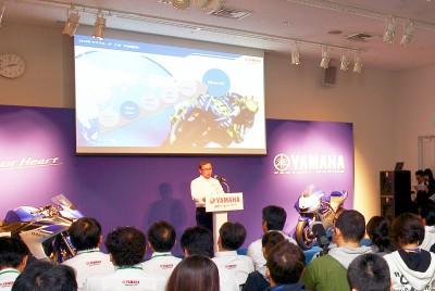 Yamaha anuncia oficialmente su cambio seamless para 2015