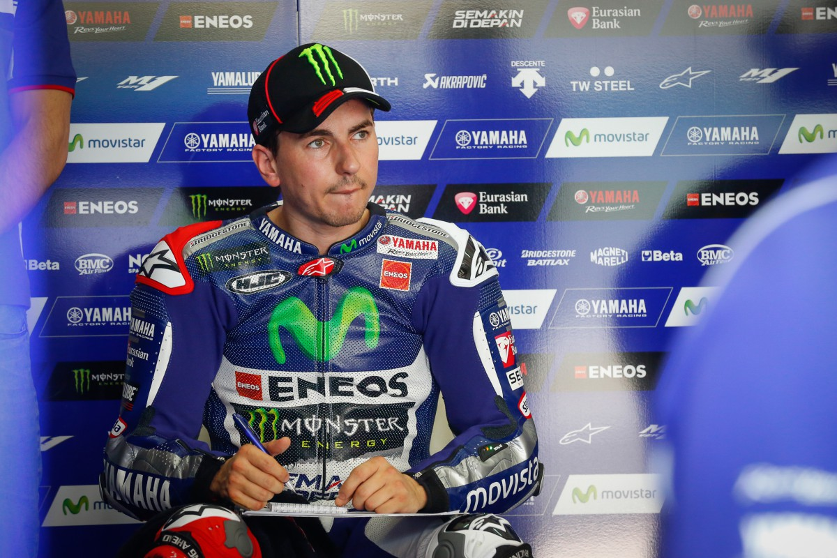 """Lorenzo: """"We have a chance to win the championship"""" 
