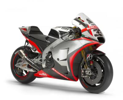 Aprilia choose bike they will use for 2015