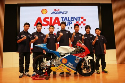The Shell Advance Asia Talent Cup launches in Japan