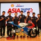 Lancement de la Shell Advance Asia Talent Cup au Japon