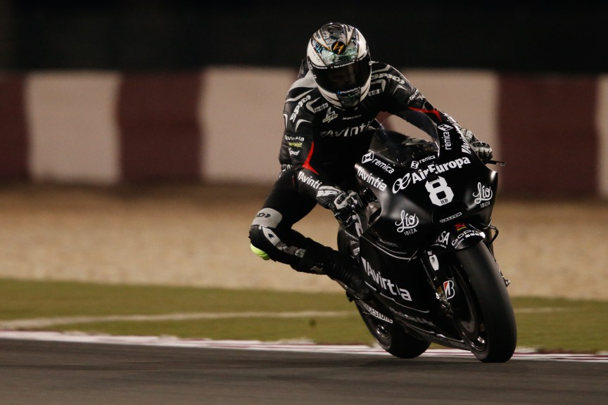 Hector Barbera, Avintia Racing, MotoGP Qatar Test