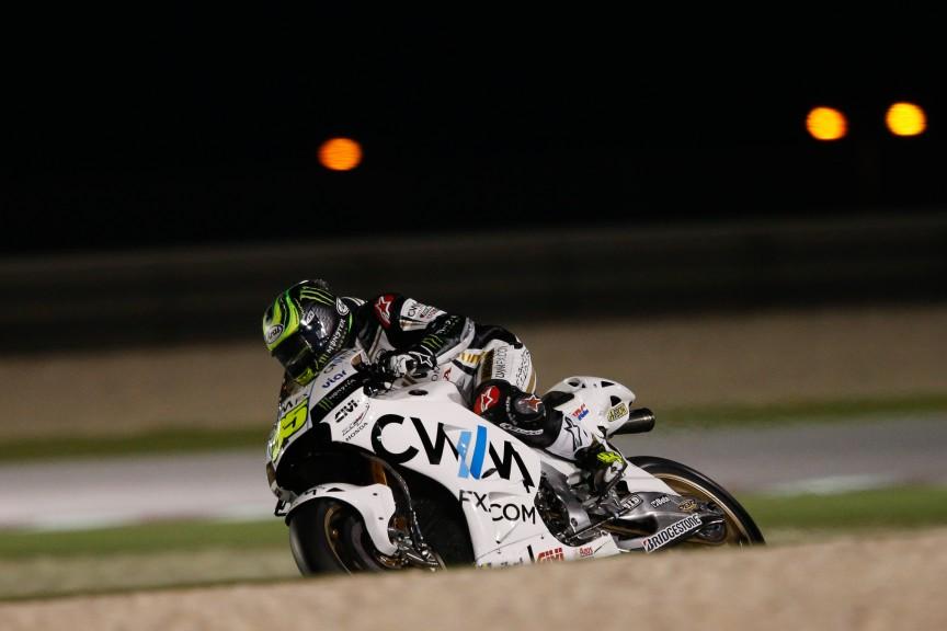 Cal Crutchlow, CWM LCR Honda, MotoGP Qatar Test