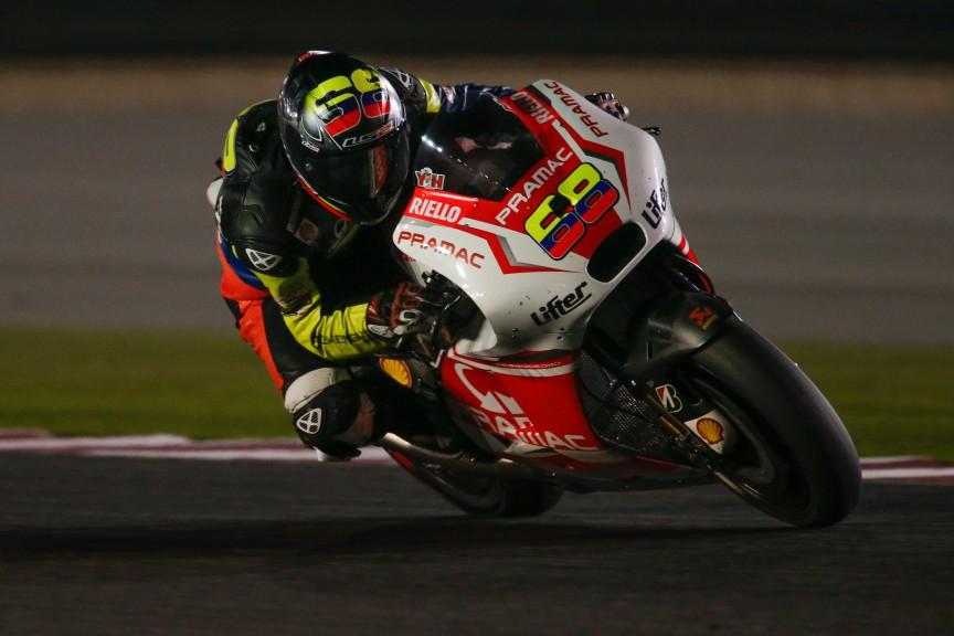 Yonny Hernandez, Pramac Racing, MotoGP Qatar Test