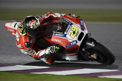 Iannone: 'Improving every time we go out'