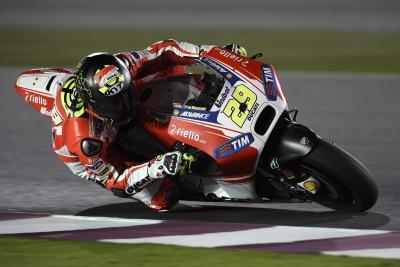 Ottimo esordio dei piloti Ducati in Qatar