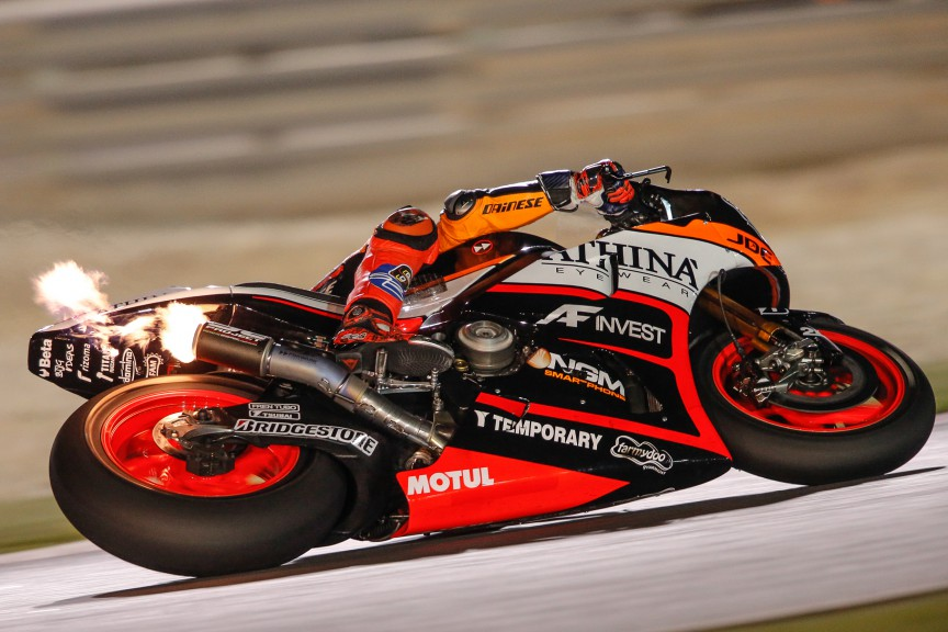 Stefan Bradl, Forward Racing, MotoGP Qatar Test