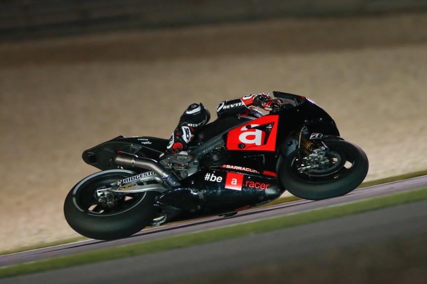 Alvaro Bautista, Aprilia Racing Team Gresini, MotoGP Qatar Test