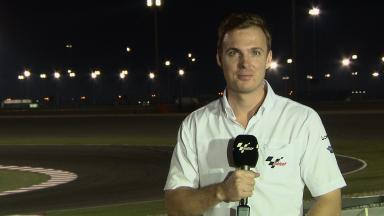 Latest from Qatar day two