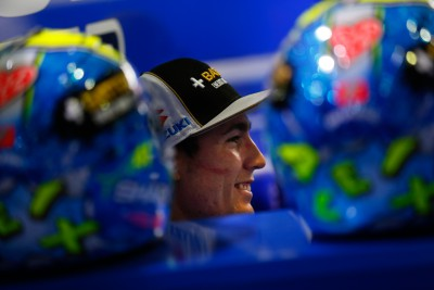 Team Suzuki Ecstar positive after day 1 in Qatar