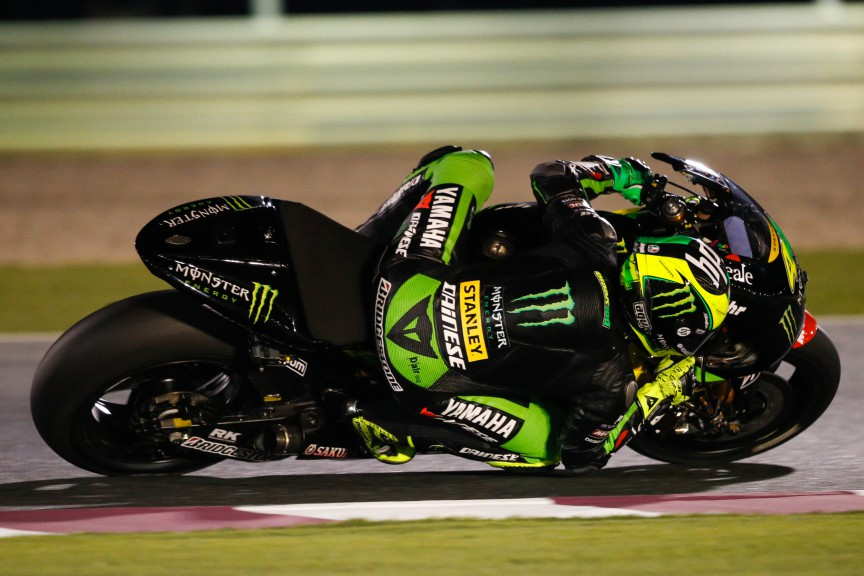 Pol Espargaro, Monster Yamaha Tech 3, MotoGP Qatar Test