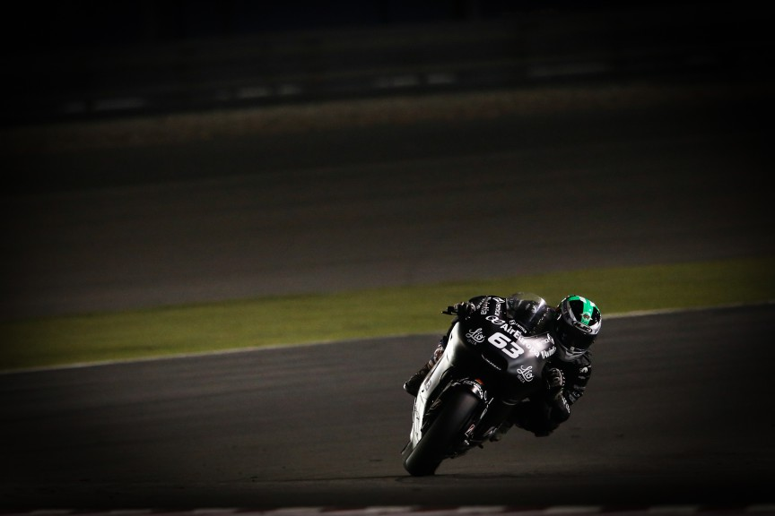 Mike di Meglio, Avintia Racing, MotoGP Qatar Test