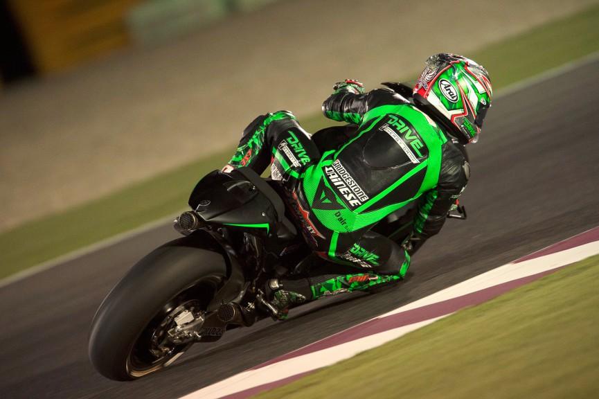 Nicky Hayden, Drive M7 Aspar, MotoGP Qatar Test