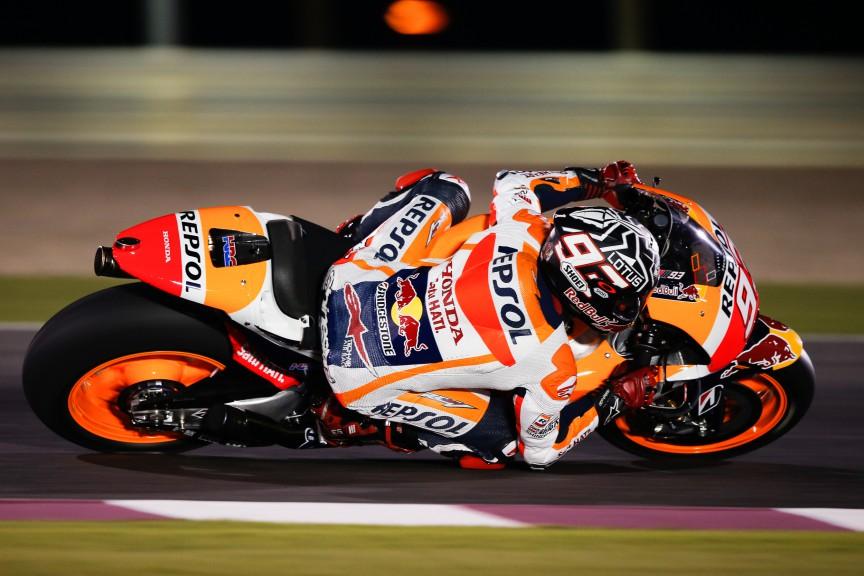 Marc Marquez, Repsol Honda Team, MotoGP Qatar Test