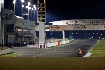 Competition for the top ten in Qatar intensifies