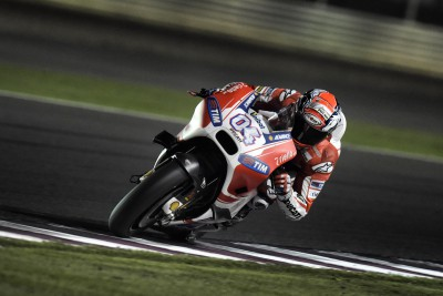 Dovizioso: 'We only used the hard tyre'