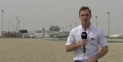 MotoGP™ paddock starts 2nd day of Qatar test
