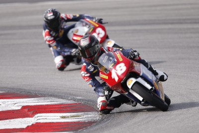 Tailandia espera la Shell Advance Asia Talent Cup
