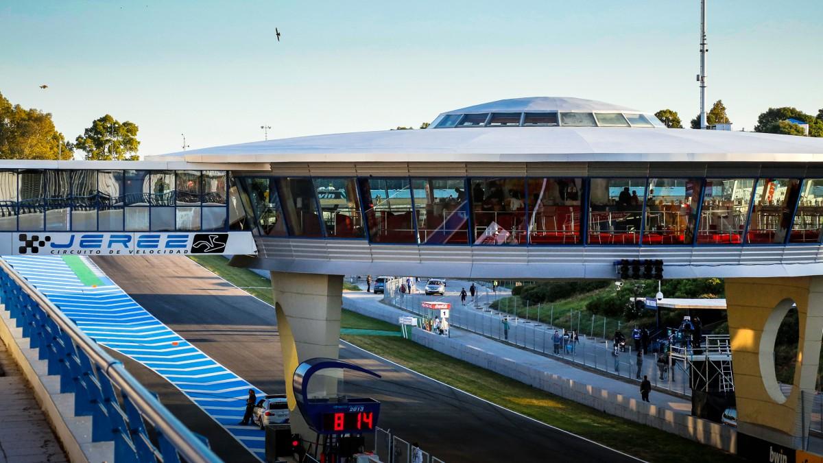 Moto2™ & Moto3™ field return to Jerez for final test | MotoGP™