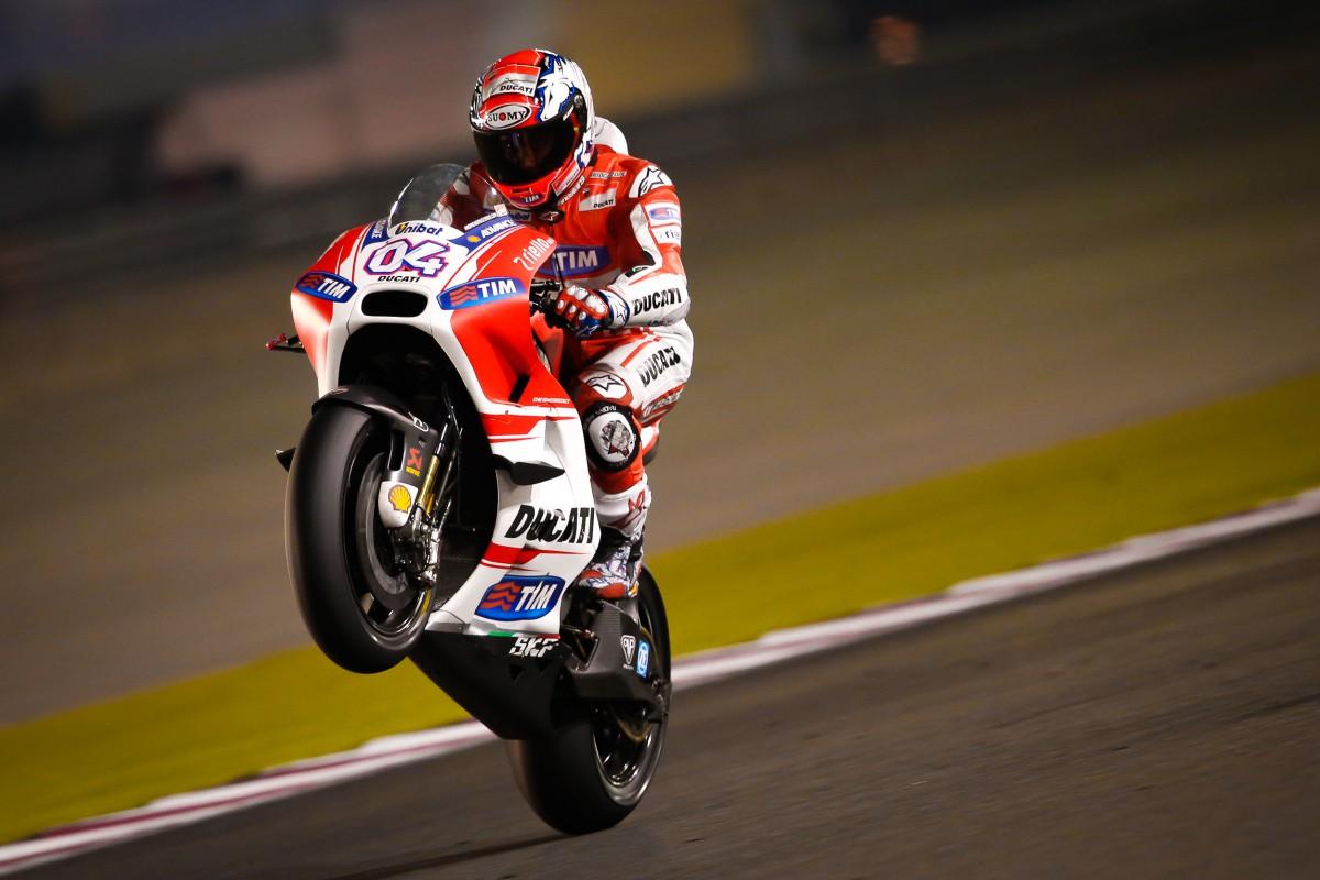 Yamaha and Honda react to Ducati pace in Qatar