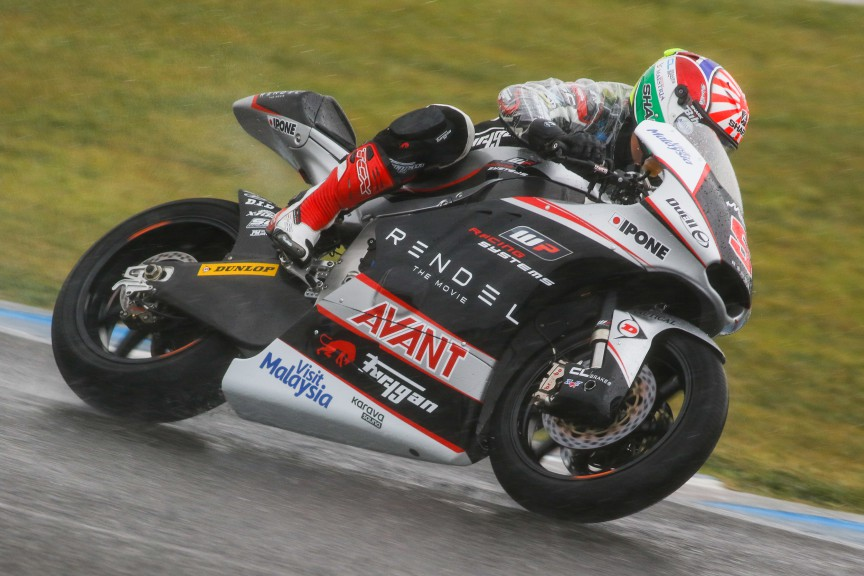 Johann Zarco, Ajo Motorsport, Jerez test