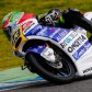 Antonelli on top in Moto3™ after rainy first day in Jerez