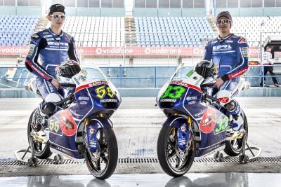 Svelata la livrea del Gresini Racing Team Moto3
