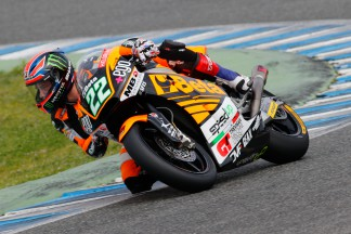 Lowes fastest overall in Jerez after day two of Moto2™ test