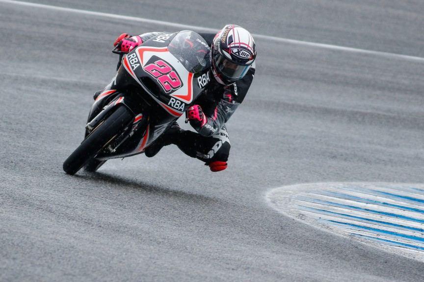 Ana Carrasco, RBA Racing Team, Jerez Test